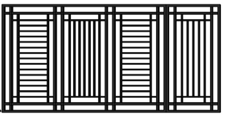 pintu sliding henderson pintu lipat bandung jual pagar