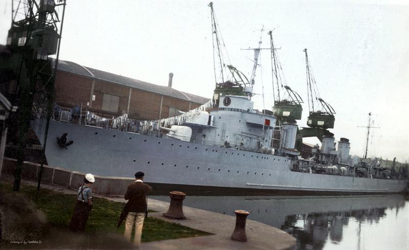 marine 1939  contre