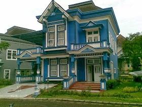 Sewa villa kota bunga puncak cipanas murah
