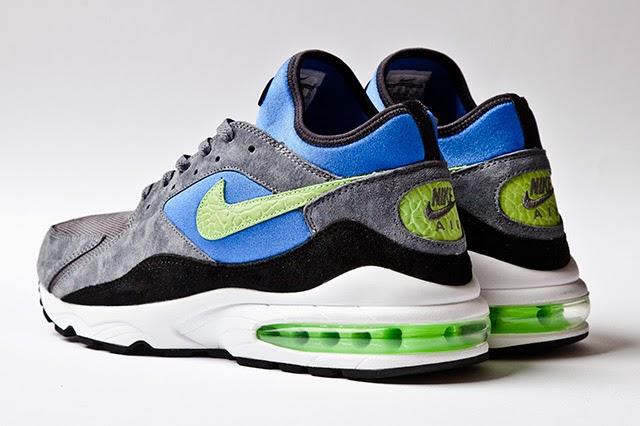 Clean Nike Mesh Shoes