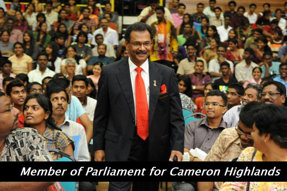 MP CAMERON HIGHLANDS