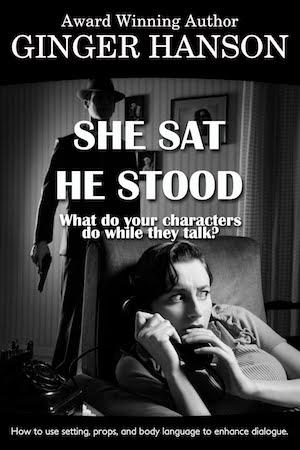 She Sat, He Stood