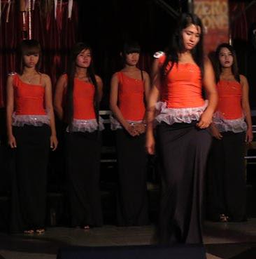 Burmese Modeling Girl