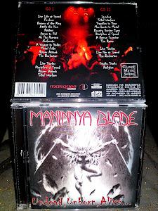 """MANINNYA BLADE''undead,unborn,alive..."""""""