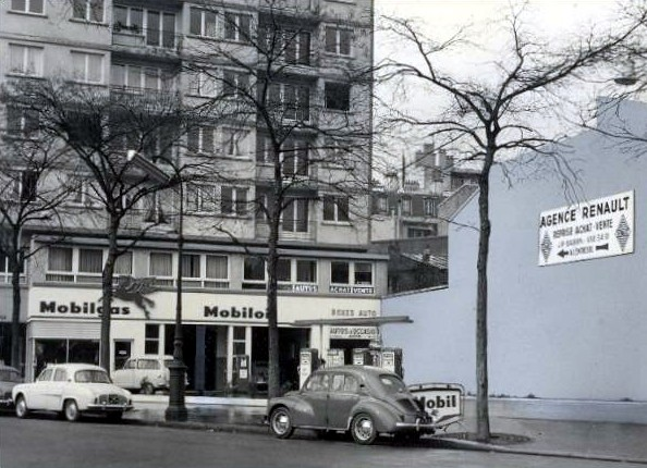 L 39 univers du garage et de la station service garages renault 2 - Garage renault occasion paris ...