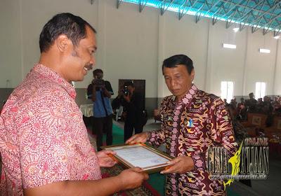 KUD Gajah Mada Terima Award