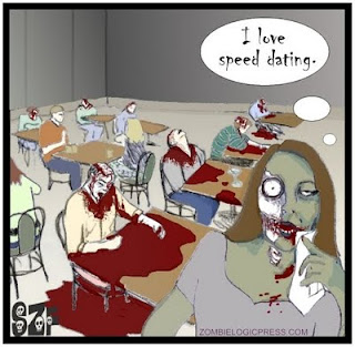 webcomic Single Zombie Female