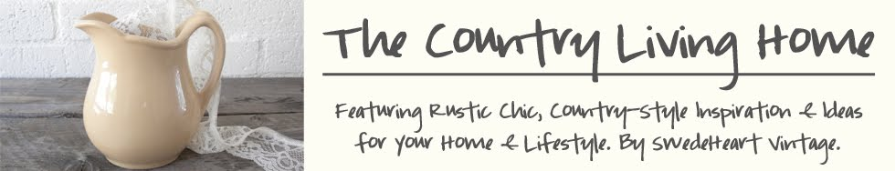 Country Living Home Decor + Lifestyle by SwedeHeart