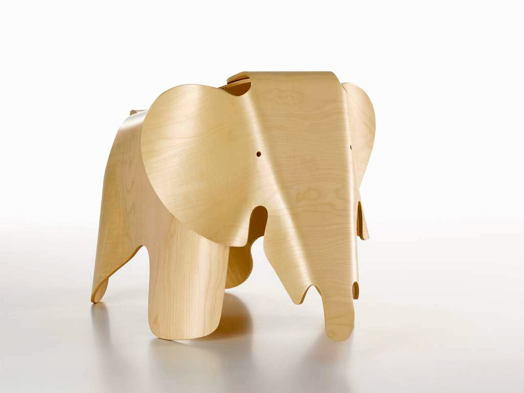 forty weeks crafts diy eames elephant. Black Bedroom Furniture Sets. Home Design Ideas