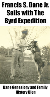 Francis S. Dane Jr., Duke Dane with husky