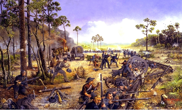 Battle of horseshoe bend