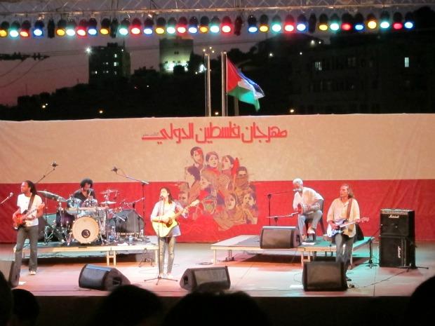 Pesta Antarabangsa Palestine 2011