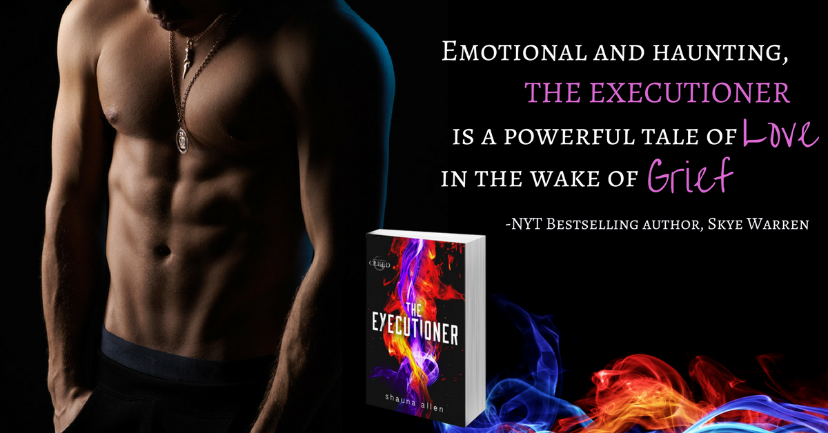 The Executioner Release Blitz