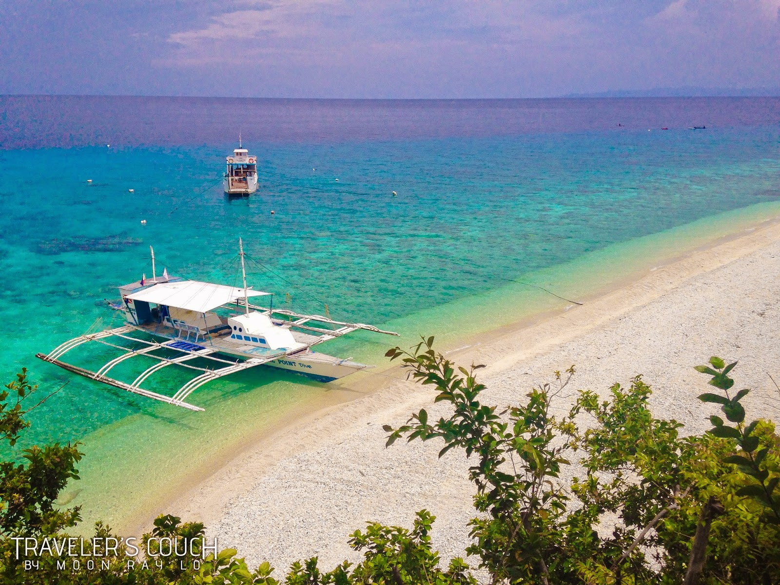 Sand And Pebbles Beach Resort Cebu Resort White Sand Beach