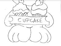 coelho cozinheiro com cupcakes2