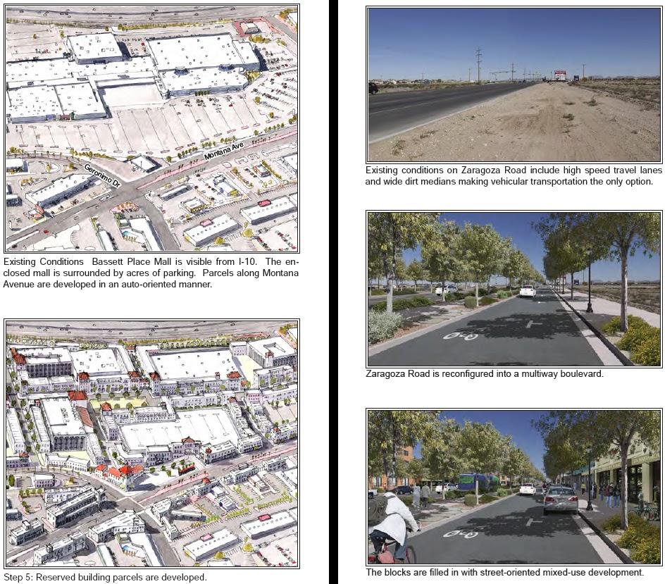 El Paso Development News City Adopts Plan El Paso