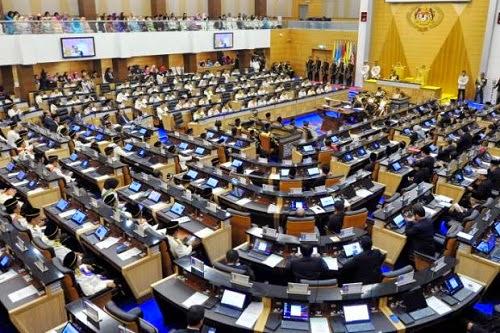 Bajet2015 Gaji Elaun Ahli Parlimen Naik