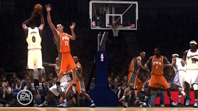 NBA Live 8 Full Version Game Play
