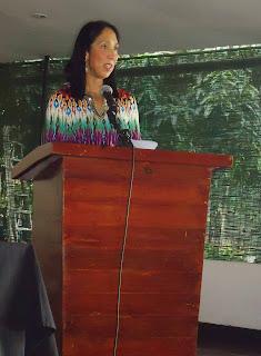 Ambassador Michele J. Sison of American Embassy