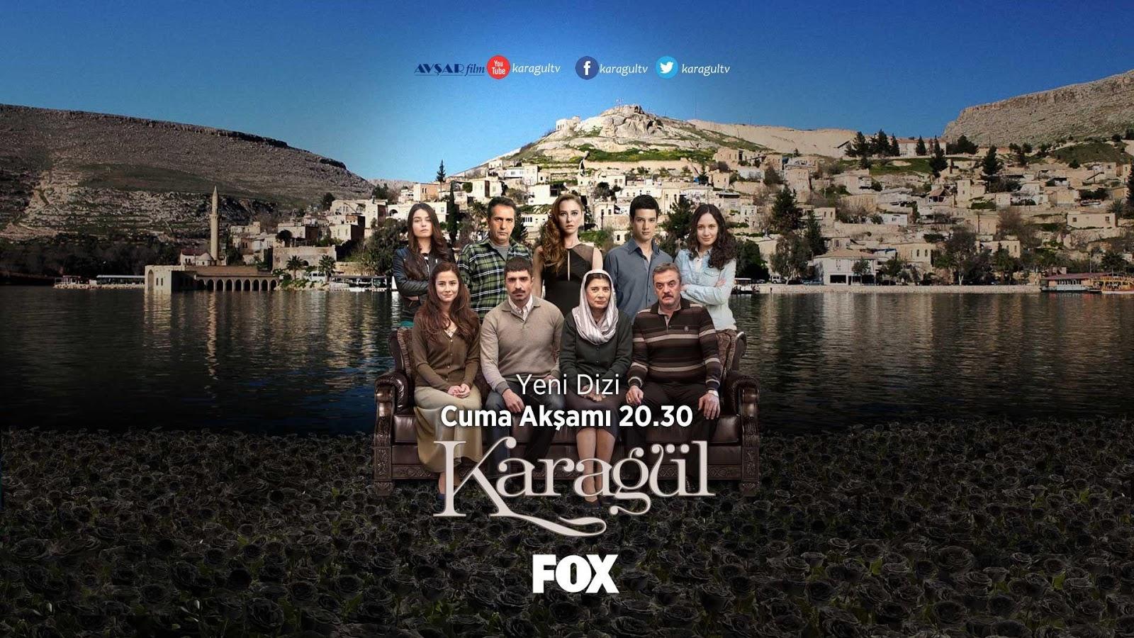 Medyanoz - Özcan Deniz 'Karagül'e Dönüyor