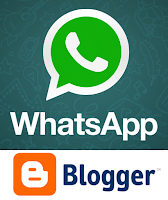 How To Add Whatsapp Share Button In Blogger