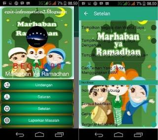BBM2 Tema Marhaban ya Ramadhan Beta Versi 2.9.0
