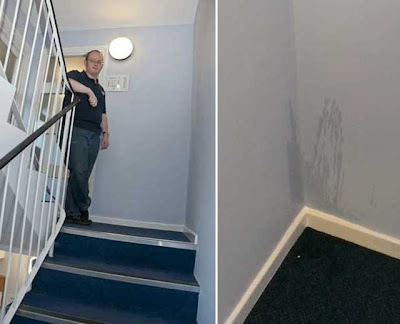 Nothing To Do With Arbroath: Tesco investigate claims delivery driver peed on customer's stairs