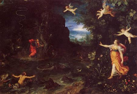 odysseus circe brueghel l'ancien