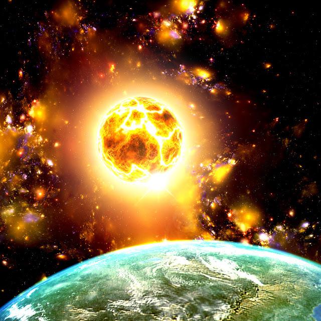 Asteroide em chamas, Sodoma e Gomorra, Apophis queda na Terra em 2036