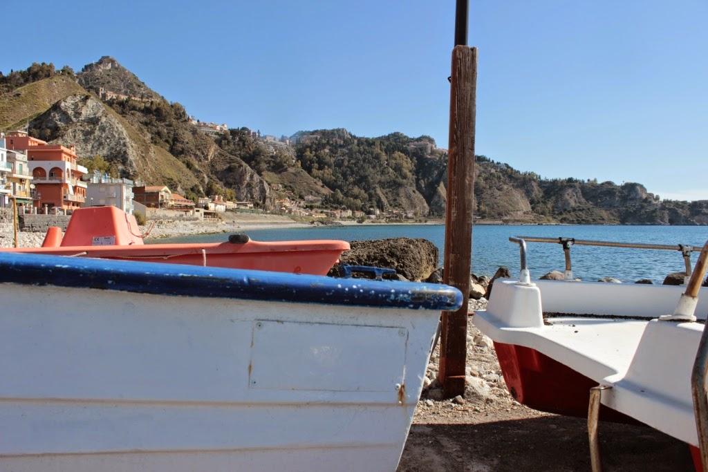 Giardini Naxos barche