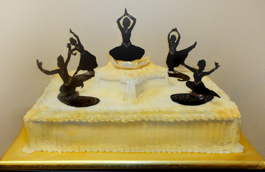 Cake Images With Name Vishnu : Vegetarian Yogini: Piece of Cake