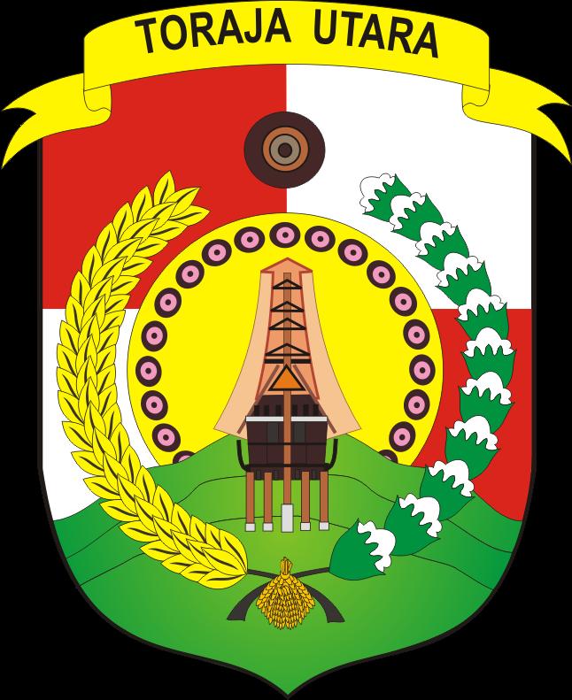 Logo Kabupaten Toraja Utara ~ Kumpulan Logo Indonesia