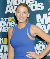 Blake Lively MTV Movie Awards at Universal Studios Gibson Amphitheatre