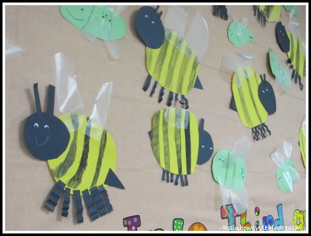 photo of: Buzzing into Third Grade: Bumblebee Theme
