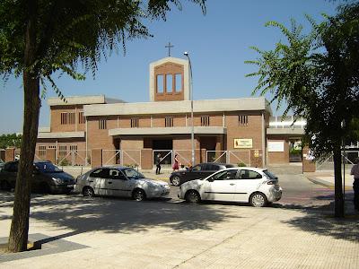Parroquia del esp ritu santo la parroquia - Spa en mairena del aljarafe ...