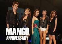 MANGO muses - 10th Anniversary - 2010