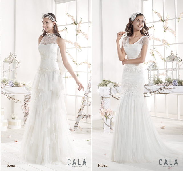 ▷ cala brides de villais: vestidos de novia ibicencos - ▷ blog de