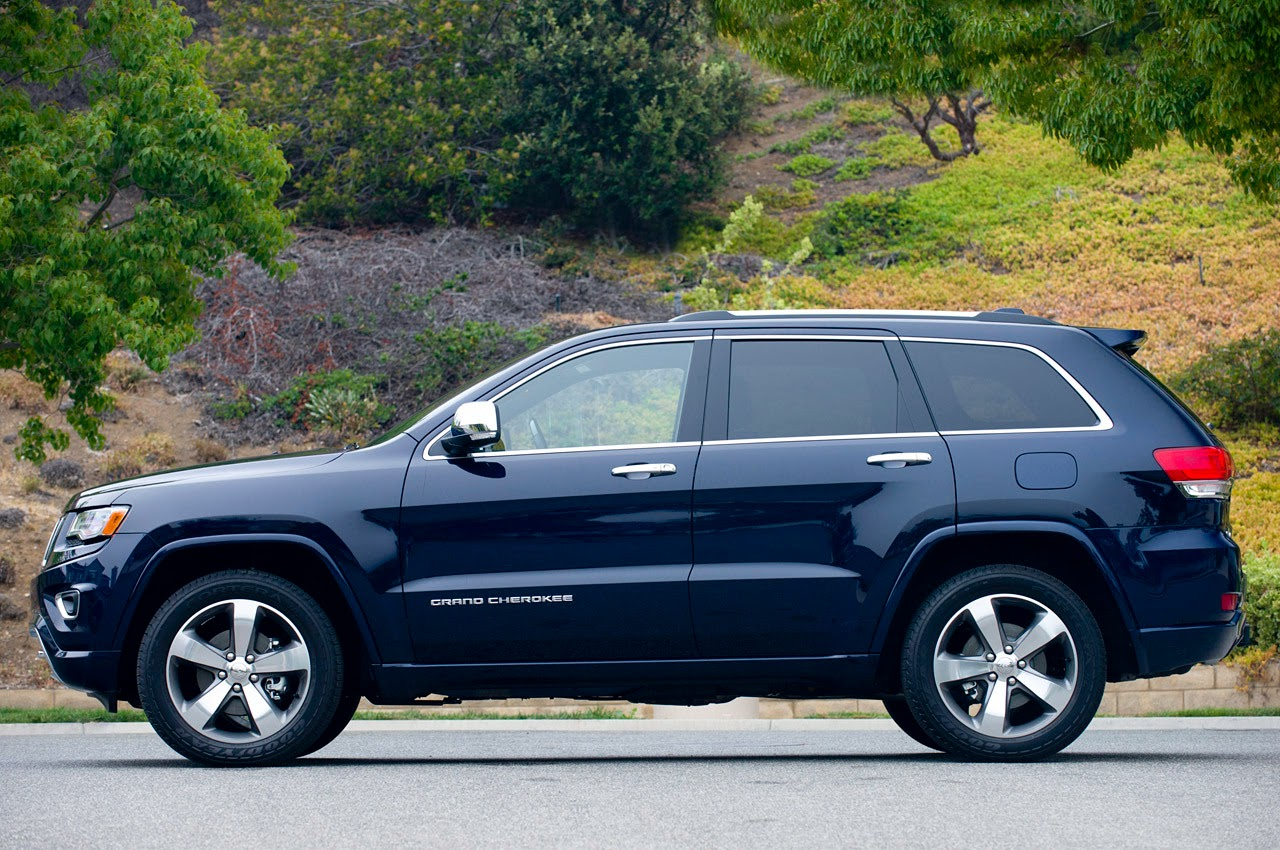 automotiveblogz 2014 jeep grand cherokee overland review photos. Cars Review. Best American Auto & Cars Review