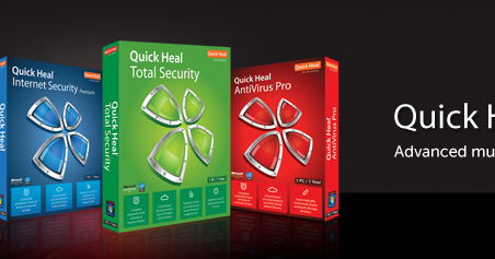 Quick Heal Pro Unlimited Use 2013