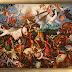 Bruegel: Caída de los ángeles rebeldes (1562)