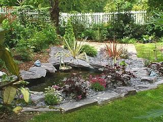 Home Designs New River Rock Garden Designs