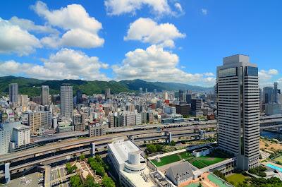 Ciudad de Kobe Japón turismo en el lejano Oriente