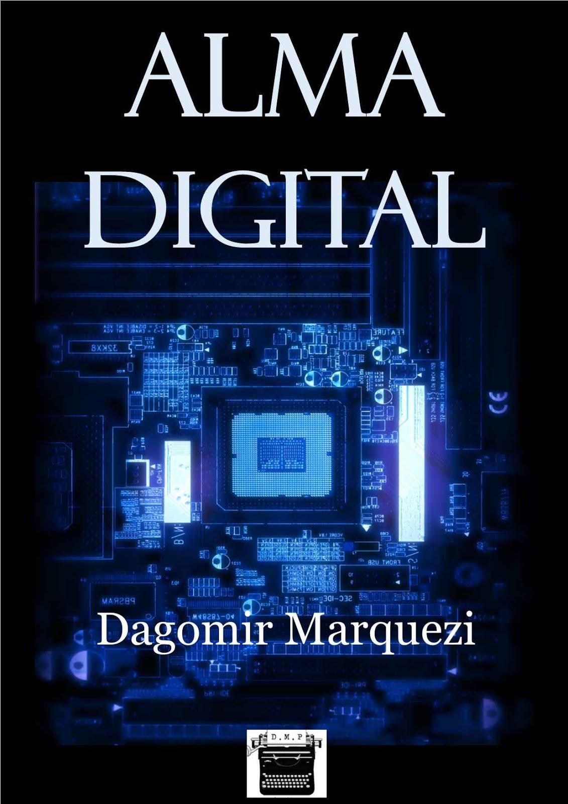 Alma Digital, o livro