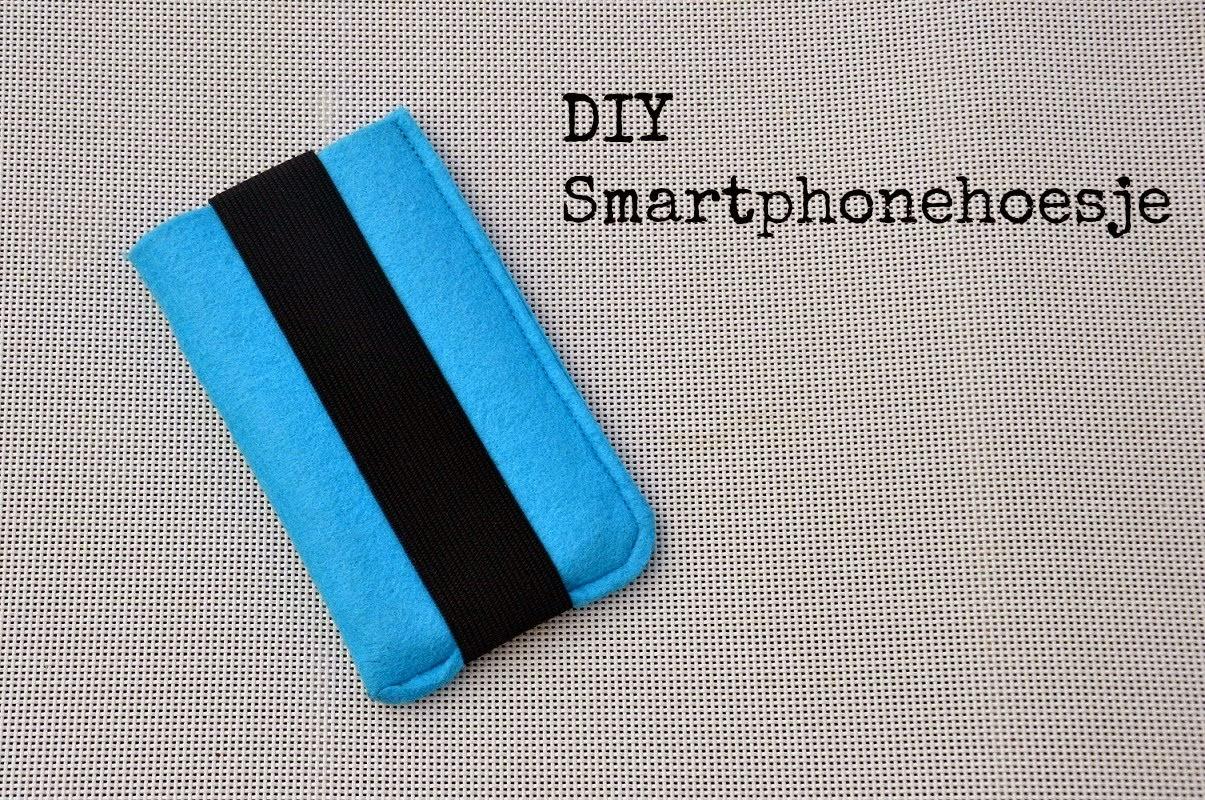 DIY Smartphonehoesje