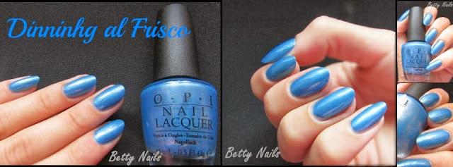 verniz opi azul