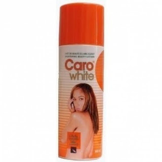 Top 8 Hot Nigerian Skin Bleaching And Whitening Creams, Caro White Body Lotion