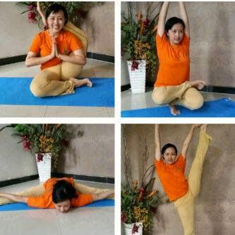 Yoga untuk kesehatan menyeluruh