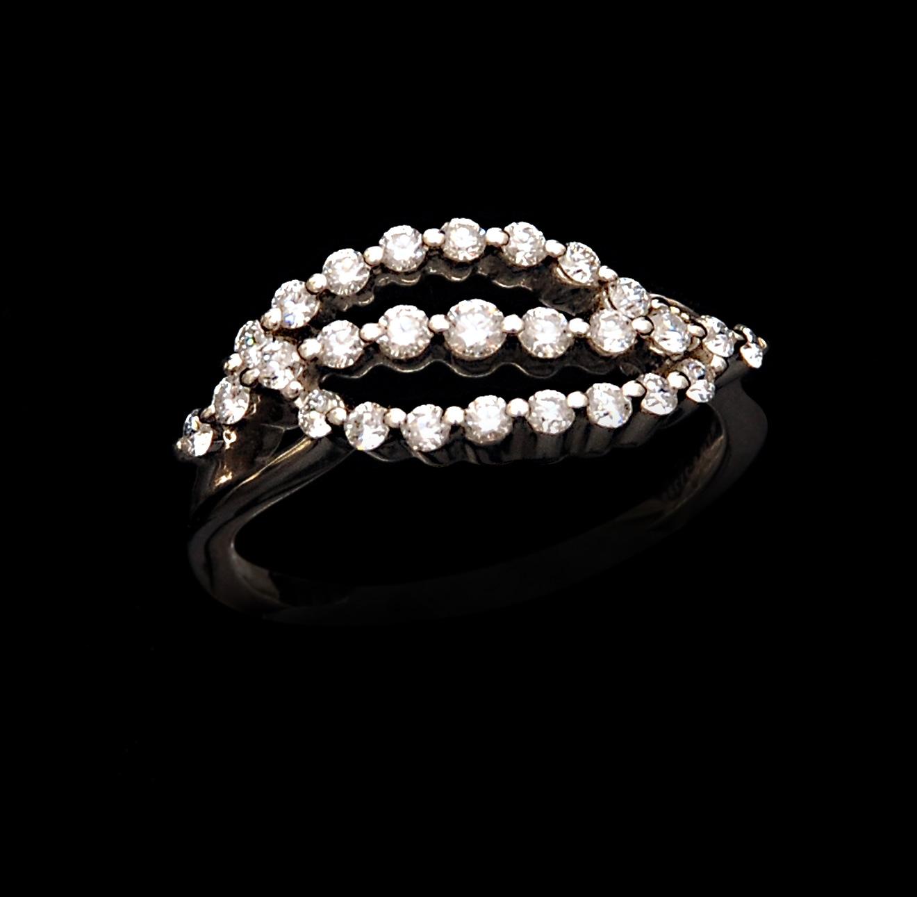 Platinum Diamond Ring Models