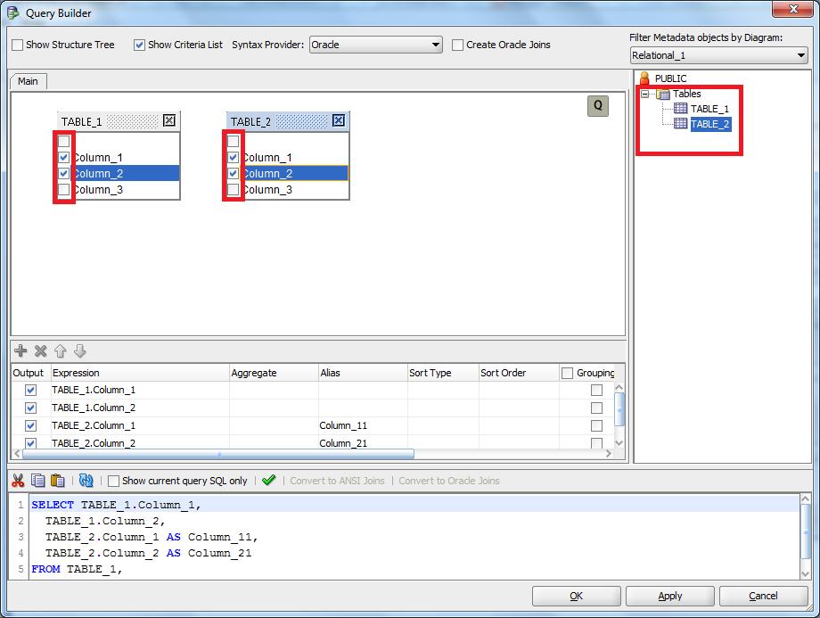 Table diagram oracle sql developer choice image how to - Create table in oracle sql developer ...