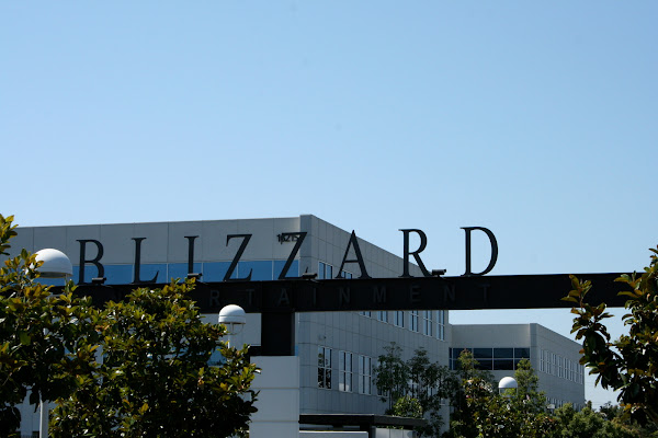 My visit to Blizzard Entertainment HQ